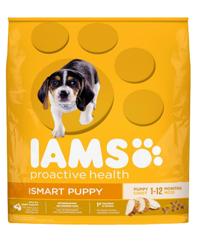 Picture of Iams ProActive Health Smart Puppy Original - 15 lbs.