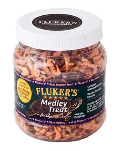 Picture of Fluker's Aquatic Turtle Medley Treat - 1.5 oz.