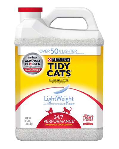 Picture of Purina Tidy Cats Lightweight 24/7 Performance Cat Litter - 8.5 lb.