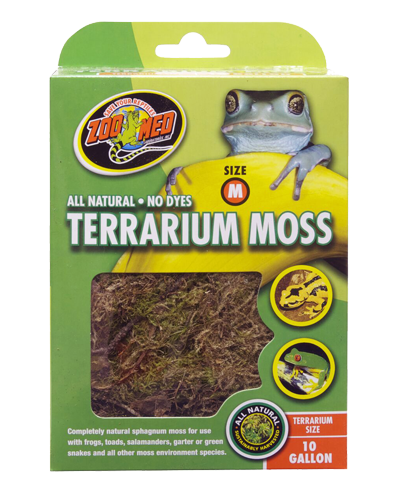 Picture of ZooMed Labs Terrarium Moss - 10 Gallon