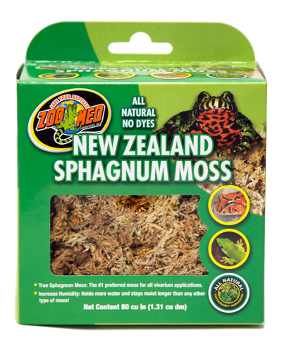 Picture of ZooMed Labs New Zealand Sphagnum Moss