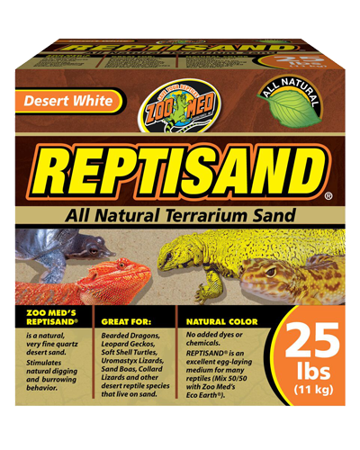 Picture of ZooMed Labs ReptiSand Desert White - 25 lb.