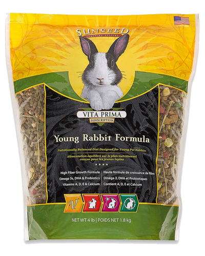 Picture of Sunseed Vita Prima Sunscription Young Rabbit Formula - 4 lb.