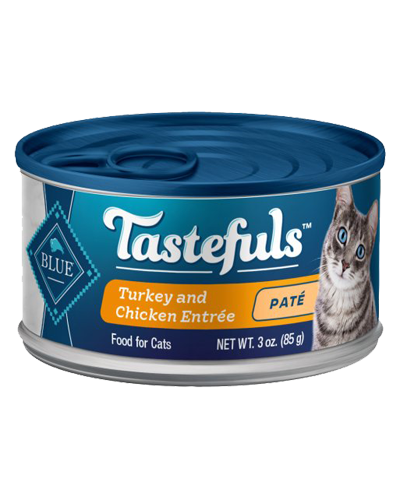 Picture of Blue Buffalo Healthy Gourmet Turkey and Chicken Entrée - 3 oz.