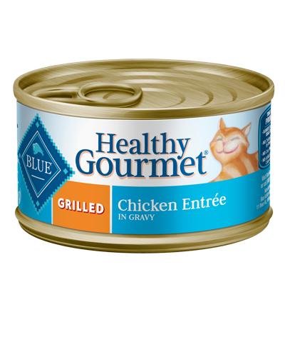 Picture of Blue Buffalo Healthy Gourmet Grilled Chicken Entrée - 3 oz.