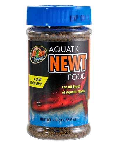 Picture of ZooMed Labs Aquatic Newt Food - 2 oz.
