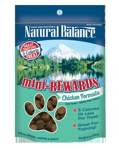 Picture of Natural Balance Mini-Rewards Chicken Formula - 4 oz.