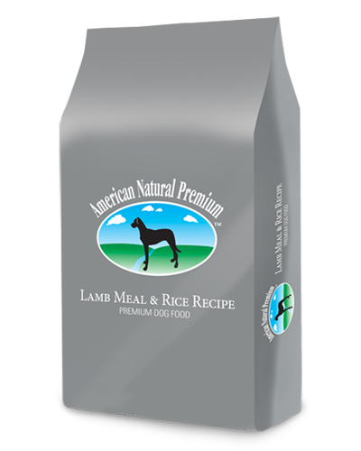 Picture of American Natural Premium Lamb & Rice - 12 lbs.