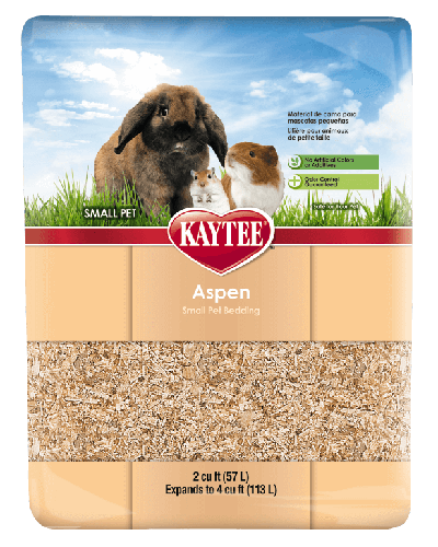 Picture of Kaytee Aspen Bedding - 57 L