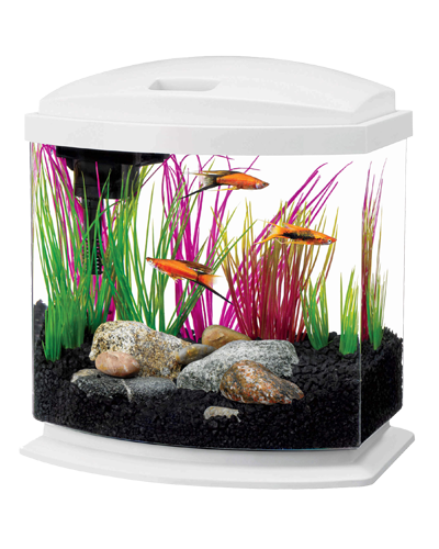 Picture of Aqueon MiniBow White LED Kit - 2.5 Gallon