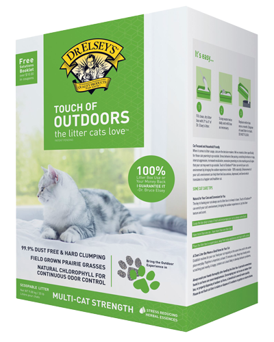 Picture of Dr. Elsey's Touch of Outdoors Litter - 20 lb.