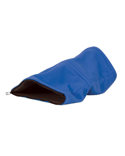 Picture of Jackson Galaxy Comfy Cocoon Blue Bed