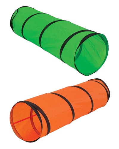 """Picture of Jackson Galaxy Cat Crawl Tunnel - 35"""" Assorted Colors"""