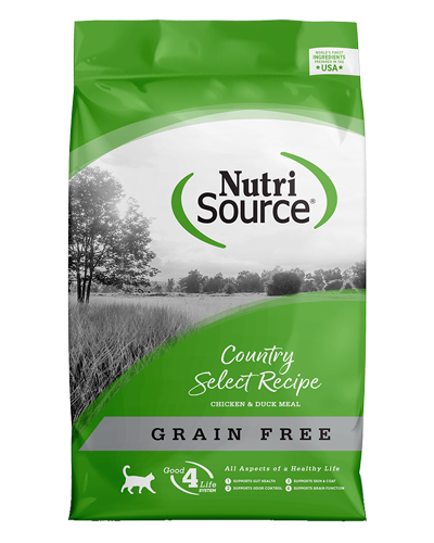 Picture of Nutrisource Grain Free Country Select Entrée with Chicken - 15 lbs.