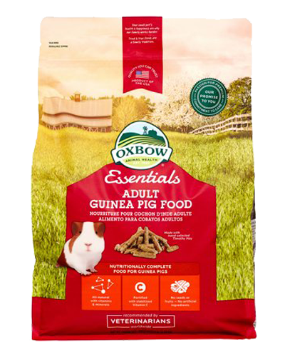 Picture of Oxbow Essentials Adult Guinea Pig Food - 5 lb.