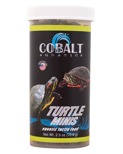 Picture of Cobalt Aquatics Turtle Minis - 2.5 oz.