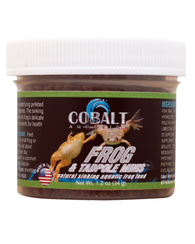 Picture of Cobalt Aquatics Frog and Tadpole Minis - 1.2 oz.