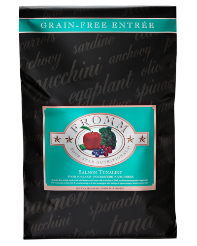 Picture of Fromm Four Star Grain Free Salmon Tunalini Entrée - 26 lb.