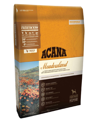 Picture of Acana Regionals Grain Free Meadowland - 25 lb.