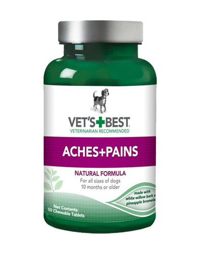 Picture of Vet's Best Aches+Pains Supplement - 50 Ct