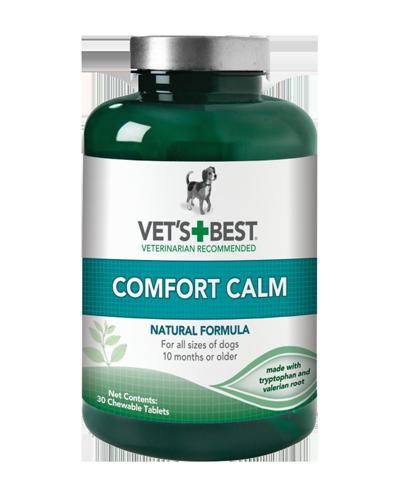 Picture of Vet's Best Comfort Calm Chews - 30 Ct