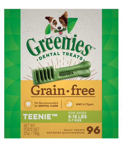 Picture of Greenies Grain Free Petite Dog Dental Treats - 27 oz.