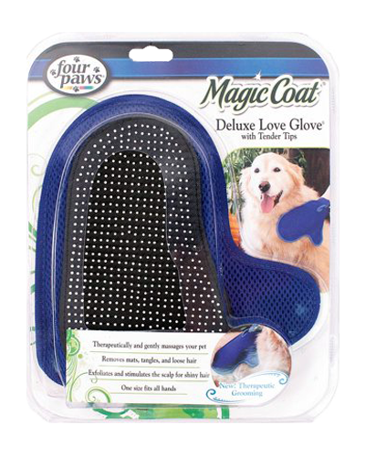 Picture of Four Paws Magic Coat Deluxe Love Glove with Tender Tips