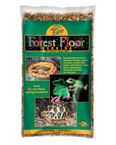 Picture of ZooMed Labs Forest Floor Bedding - 8 qt.