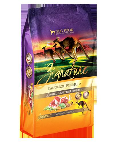 Picture of Zignature Grain Free Limited Ingredient Kangaroo Formula - 13.5 lbs.