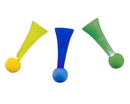 """Picture of Ethical Spot Kitty Fun Boppers Light-Up Toy - 4"""" Assorted Colors"""