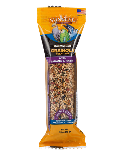Picture of Sunseed Grainola Bananas & Raisins Treat Bar - 2.5 oz