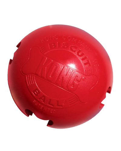 Picture of KONG Large Biscuit Ball Treat Dispenser