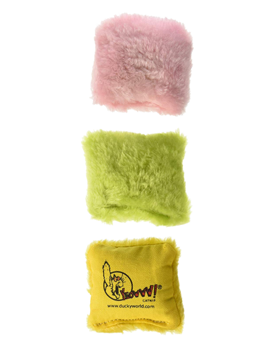 Picture of Yeowww! Organic Catnip Pillows - 3 pack