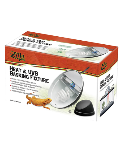 Picture of Zilla Heat and UVB Basking Fixture