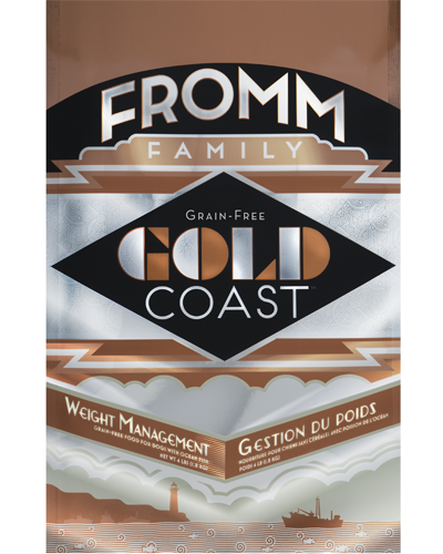 Picture of Fromm Gold Coast Grain Free Weight Management Formula with Whitefish - 4 lb.