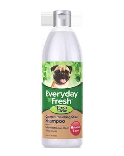 Picture of Fresh 'n' Clean Everyday Fresh Oatmeal & Baking Soda Shampoo - 16 oz