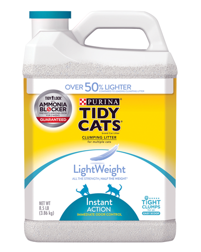 Picture of Purina Tidy Cats Lightweight Instant Action Cat Litter - 8.5 lb.