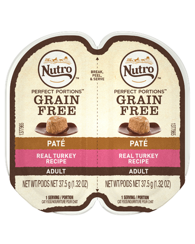Picture of Nutro Adult Grain Free Perfect Portions Real Turkey Pate - 2.65 oz.