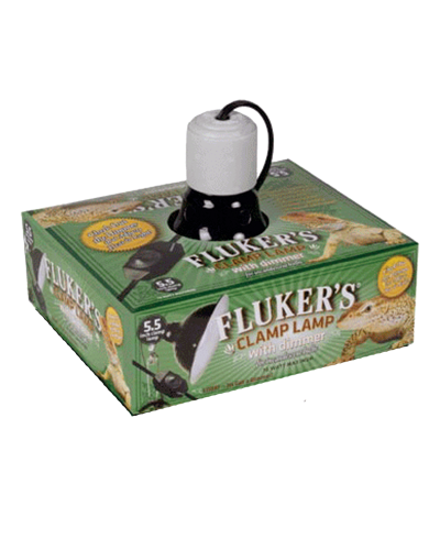 Picture of Fluker's Repta Clamp Lamp with Dimmer - 5.5""