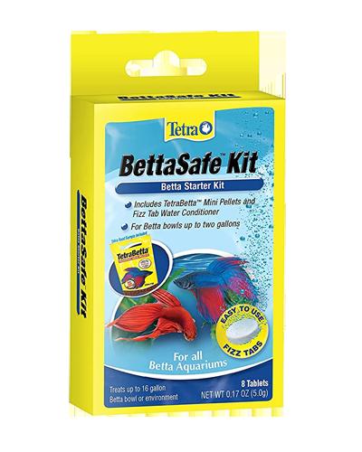 Picture of Tetra BettaSafe Starter Kit Water Conditoner - 8 Tabs