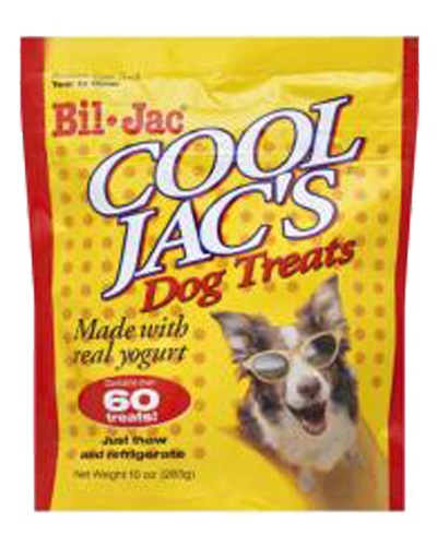 Picture of Bil Jac Cool Jac's Frozen Treats with Yogurt - 10 oz.