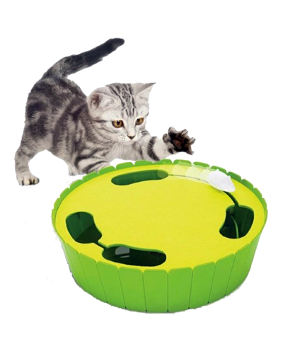 Picture of Penn Plax Cat-Life Electronic Hide & Seek Mouse