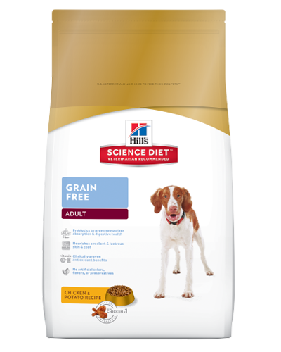 Picture of Hill's Science Diet Grain Free Adult Chicken & Potato Recipe - 24 lbs.