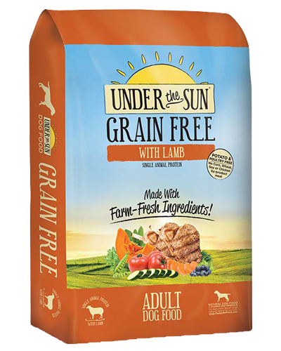 Picture of Canidae Under the Sun Grain Free Lamb Formula - 25 lb.