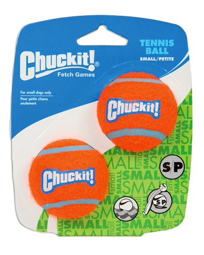Picture of ChuckIt! Tennis Balls Small 2 Pack - 2""