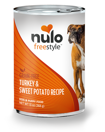 Picture of Nulo FreeStyle Adult Grain Free Turkey and Sweet Potato Recipe - 13 oz.