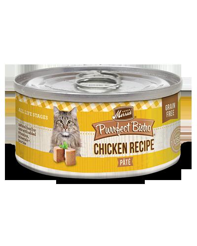 Picture of Merrick Purrfect Bistro Grain Free Chicken Pate - 5.5 oz.