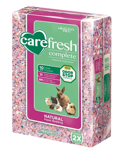 Picture of Carefresh Complete Colors Natural Paper Bedding Confetti - 25.7 L