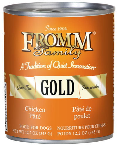 Picture of Fromm Grain Free Chicken Pate - 12.2 oz.