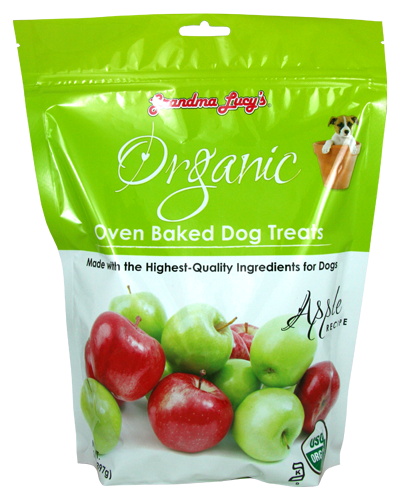 Picture of Grandma Lucy's Organic Oven-Baked Apple Treats - 14 oz.